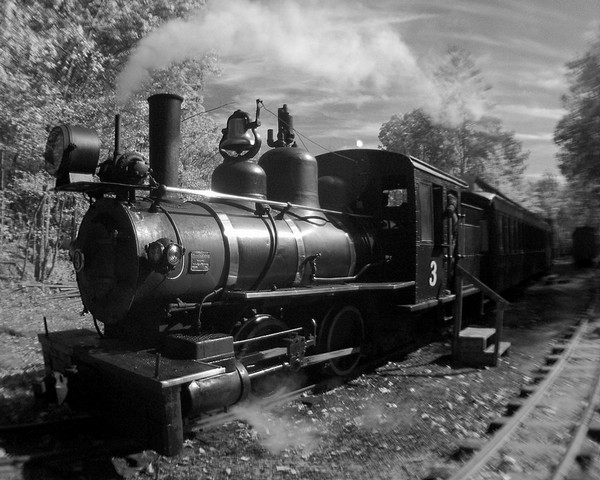 Sandy River Railroad #3